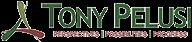 Tony Pelusi's Logo in color